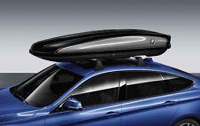 Original BMW Roof Box 520liter Black 82732406459