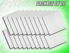 C35491 CABIN AIR FILTER FOR 2003 2004 2005 TOYOTA COROLLA MATRIX PACKAGE OF 20