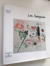 Jean-Michel Basquiat Michel Enrici Livre Editions de la Différence 1989