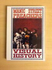MANIC STREET PREACHERS-DVD COMPILATION-VISUAL HISTORY-LIVE SPAIN 1992+UK TV-M/EX