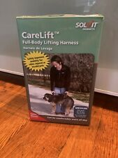New listing Solvit Carelift Full Body Dog Pet Lifting Harness Medium 35-70 Lbs