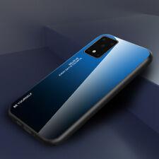 carcasa p/ Samsung Galaxy A51 A71 A41 A31 A21 A11 M30S Funda protectora de lujo