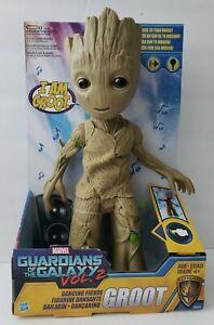 Marvel Guardians Of The Galaxy Vol 2 GROOT Talking Dancing Hasbro NEW