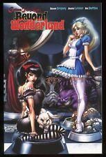 Grimm Fairy Tales Presents Beyond Wonderland Trade Paperback Tpb Zenescope 1st