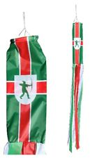 Nottinghamshire Flag Nylon 5' Windsock