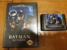 Batman Returns Sega Megadrive Mega Drive