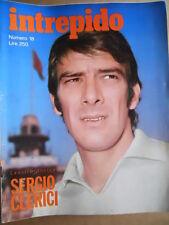 Intrepido n°18 1975 Sergio Clerici Gianni Di Marzio Catanzaro Billy Bis  [G389]