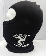 Mann3 Isle of Man TT Road Racing Balaclava