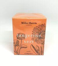 Miller Harris London Tangerine Vert Candle 185 g / 6.5 oz New