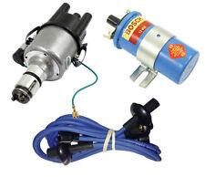 EMPI VW 009 Street- Distributor W/Electronic Ignition, Blue Screamer Kit KT-1014