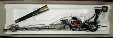 Rare Signed BRITTANY FORCE 2014 1/24 Color Chrome Dragster 1 of 156 autographed
