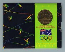 AUSTRALIA  1992 Mint Set