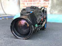 Vintage Angenieux 14-140mm 10x14 F1.6 Cinema Cine TV Zoom Lens