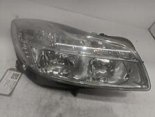VAUXHALL INSIGNIA 2010 RIGHT O/S HEADLIGHT WITH BRACKET DAMAGE 22831925 (12542)