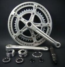 SR SAKAE APEX-5 BICYCLE alloy CRANK SET 52/40 TOOTH JIS SQUARE, 170 MM, 9/16