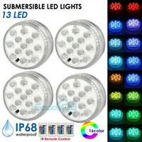 Floating Underwater 13 LED Disco Light Glow Show Swimming Pool Hot Tub Spa Lamp