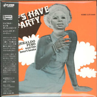 GERALDO PINO AND THE HEARTBEATS-LET'S HAVE A PARTY-JAPAN MINI LP CD F30