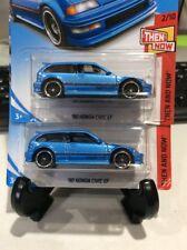 Hot Wheels 90 Honda Civic EF Kmart ONLY