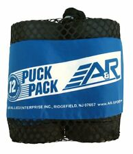 Ar Sports Ice Hockey Puck (Pack of 12)