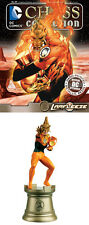 Eaglemoss * Larfleeze * #89 DC Comics Chess Piece Magazine Villain Black Rook
