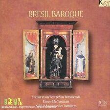 BRESIL BAROQUE NEW CD