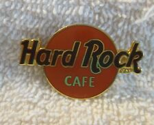 Hard Rock Cafe Pin without Location - - Logo - Orange - 3LT Mesh (#3428)