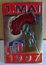 SPÖ Maiabzeichen 1997 NEU