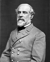 New 8x10 Civil War Photo: Portrait of CSA Confederate General Robert E Lee