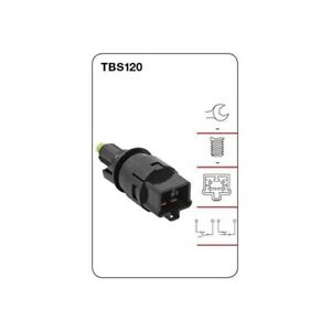 TRIDON Brake Light Switch TBS120 fits Holden Rodeo RA 3.5 i  +more