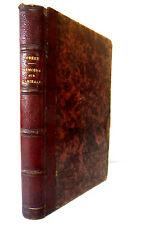 MEMOIRES AUTHENTIQUES SUR GARIBALDI-Camille LEYNADIER-  Ed Arthème Fayard 1860