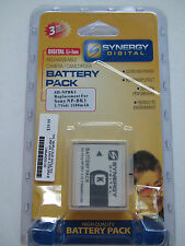 Synergy Digital SD-NPBK1 Replacement Battery for Sony NP-BK1