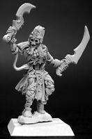 Reaper Miniatures Khadath, Nefsokar Captain #14064 Warlord RPG D&D Mini Figure