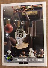 ShaquilLe O'Neal 1992 Classic Draft Rookie #1 LSU / Orlando Magic NM/M SHAQ