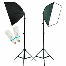 Photo Studio Photography Lighting Kit Softbox Soft box Studio Light Photo Kit