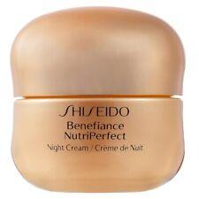 New Shiseido Benefiance NutriPerfect Night Cream 1.7 oz/50 mL NIB Sealed