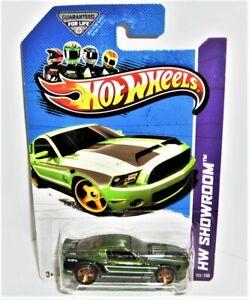 Hot Wheels 2013 HW SHOWROOM '10 Ford Shelby GT500 Super Treasure Hunt New/Protec
