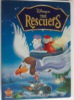 disney the rescuers dvd