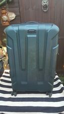 Large Samsonite Centric Hard Shell Spinner Suitcase