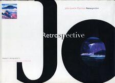 John Lowrie Morrison - Retrospective; SIGNED 1st/1st