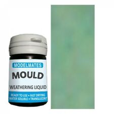 More details for modelmates mould green weathering liquid (18ml pot) 49208 - free postage