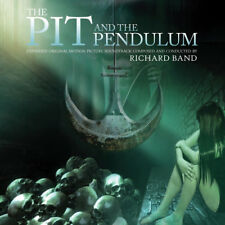 The Pit and the Pendulum CD (2014) ***NEW***