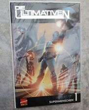 Die ULTIMATIVEN #1 SILVER-VARIANT (Panini)   COMIC ACTION 2002, Avengers