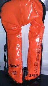 challenger life jacket 275n new
