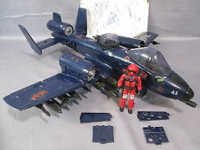 "GI Joe 1984 Cobra ""RATTLER"" Complete UNBROKEN w/ WILD WEASEL Pilot  VINTAGE"