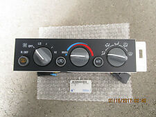 95 GMC SIERRA SL SLE SLT A/C HEATER CLIMATE TEMPERATURE CONTROL BRAND NEW OEM