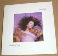 KATE BUSH  - HOUNDS OF LOVE LP EMI UK ORIGINAL 1985 VINYL VG+.