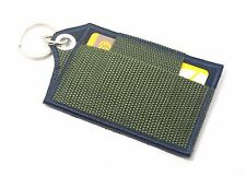 Tactical Patch Holder and Card Holder Army Military Style Wallet Tag Keychain