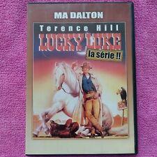 dvd Série Lucky Luke ma dalton avec Terence Hill