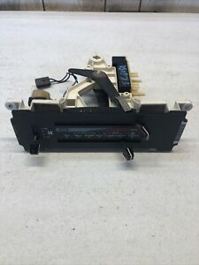 1989 FORD TRUCK F150 HEATER  AIR CONDITION TEMPERATURE CONTROL LATE PROD 1988