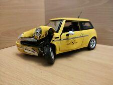 1:18 Mini Cooper Crashtest Model